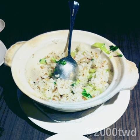 高記の上海菜飯