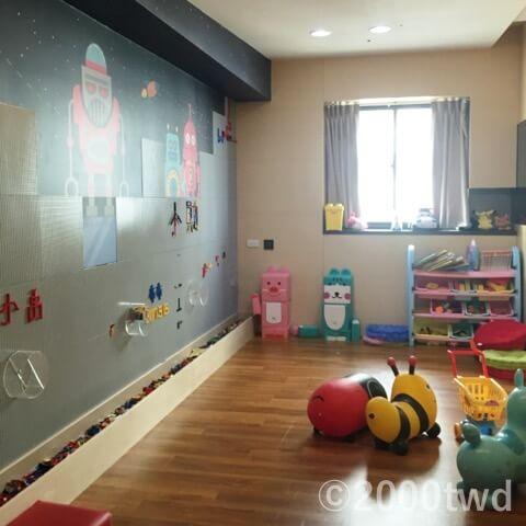 親子遊戯室