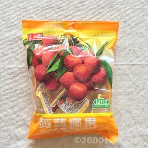 盛香珍 蒟蒻椰果