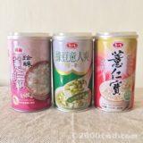 【全聯】美容と健康にいい薏仁(ハトムギ)缶詰3種食べ比べ!