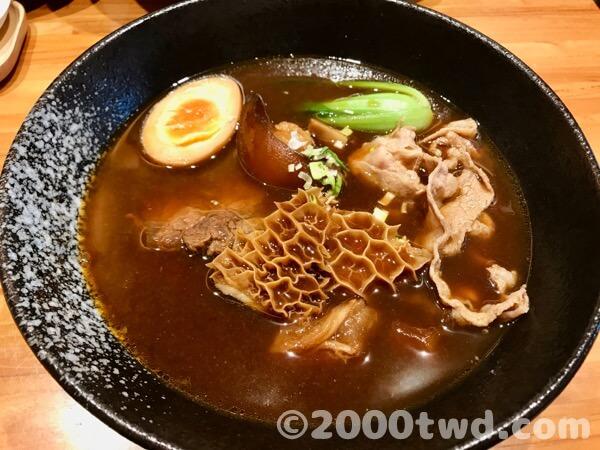 総裁五宝牛肉麺