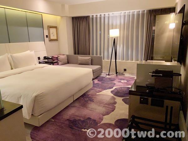 台北馥敦馥寓(台北フラートン ホテル メゾン ノース)客室
