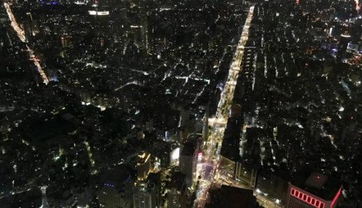 2度目の台北101展望台はキラキラの夜景!ベビーカーで行く時のポイント